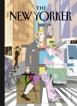 "Richard McGuire: ""Time Warp"" (The New Yorker)"