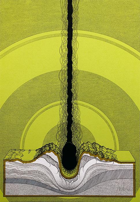 asteroide giallo