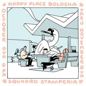 Happy Place - Mostra di Max Baitinger a Bologna